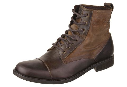 LEVI'S® Leren schoenen in halfhoog model