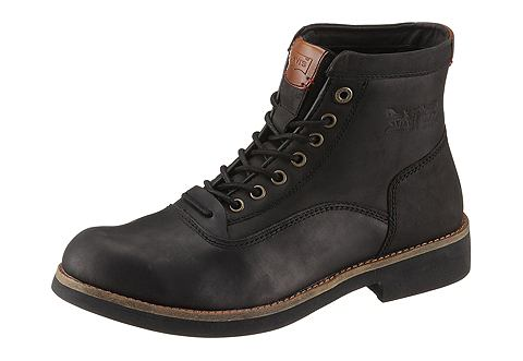 LEVI'S® Laarzen van gecoat leer