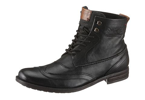 LEVI'S® Laarzen met rubberzool