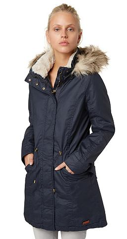 Tom Tailor winterjas blauw