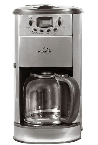 MONTISS Koffiezetapparaat