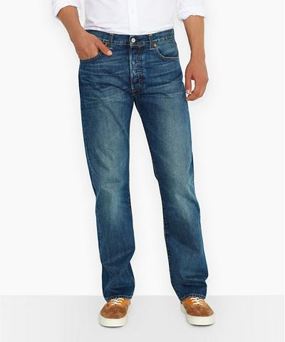 Levi's jeans '501 Button Fly'