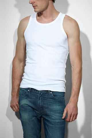 Levi's tanktop, mouwloos '2 Pack Tank'