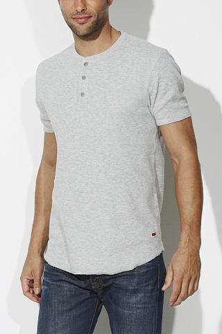 Levi's T-shirt met korte mouwen 'HEATHER GREY'