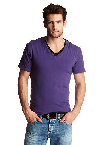 John devin t-shirt, john devin paars