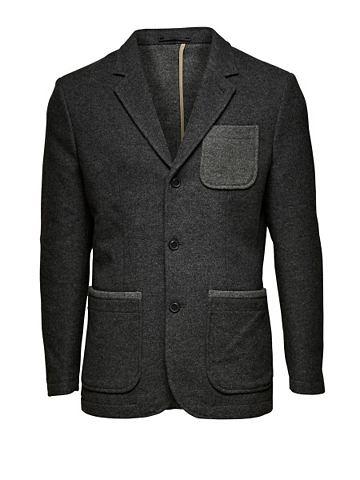 Jack & jones jack & jones blazer »boston blazer« dark grey