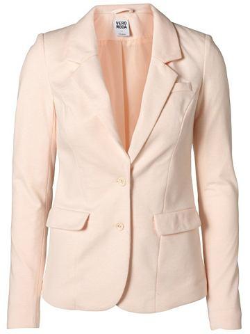 Vero moda vero moda blazer »jana l/s jersey blazer plain« scallop shell