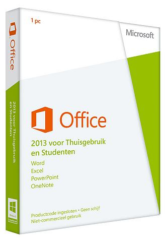 Microsoft office 2013 home and student...