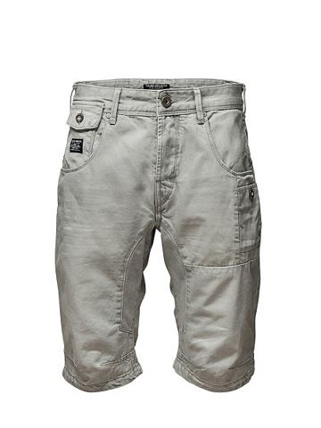 Jack & jones jack & jones short �osaka long shorts neutral grey� neutral gray