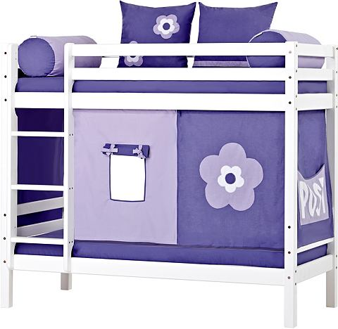 Metalen bed wit 1 persoons